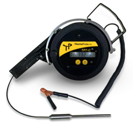 Petroleum Gauging Thermometers With Cable Reel